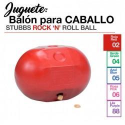 JUGUETE BALÓN PARA CABALLO...
