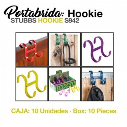 PORTABRIDA HOOKIE CAJA (10...