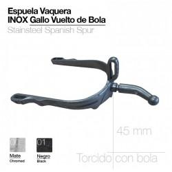 ESPUELA VAQUERA INOX GALLO...
