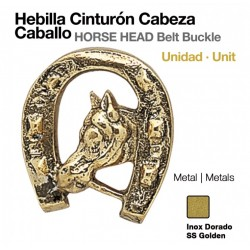 HEBILLA CINTURÓN CABEZA...