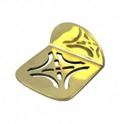 Estribo Metal Dorado