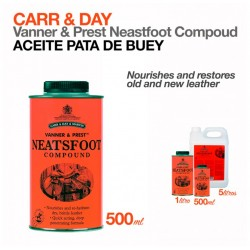 CARR & DAY ACEITE PATA BUEY...