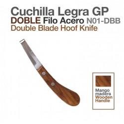 CUCHILLA LEGRA GP DOBLE...