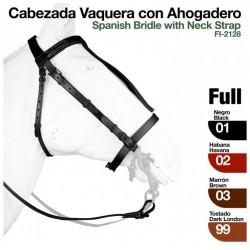 CABEZADA VAQUERA CON...