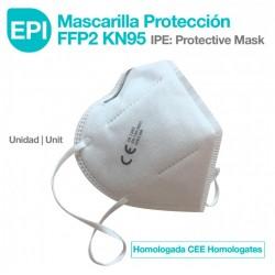 EPI: MASCARILLA PROTECCIÓN...