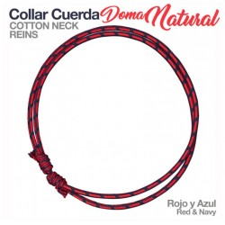COLLAR CUERDA DOMA NATURAL...