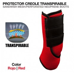 PROTECTOR CREOLE TRANSPIRABLE