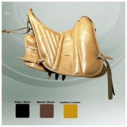ZALDI COUNTRY SADDLE MAREMMANO