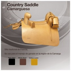 ZALDI COUNTRY SADDLE...