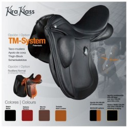 ZALDI DRESSAGE SADDLE KIRA...