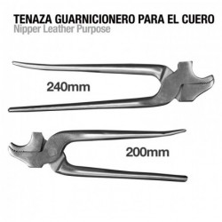 TENAZA PARA EL CUERO 240 mm.