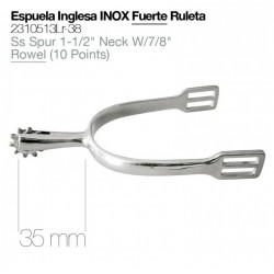 ESPUELA INGLESA INOX FUERTE...