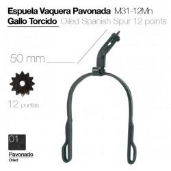 ESPUELA VAQUERA PAVONADO...