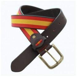 Cinturón Piel & Lona 103-35...