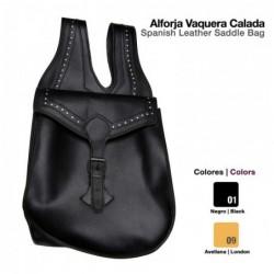 ALFORJA VAQUERA CALADA