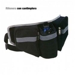 ALFORJA RIÑONERA CON CANTIMPLORA 47297-K/S