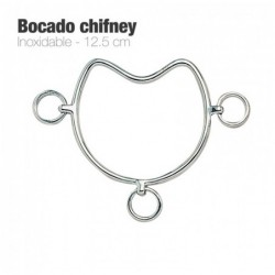 BOCADO CHIFNEY INOXIDABLE 21293 12.5cm
