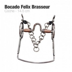 BOCADO FELIX BRASSEUR COCHE FB-212113-56 14.5cm
