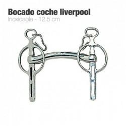 BOCADO COCHE LIVERPOOL INOX 212551 12.5cm