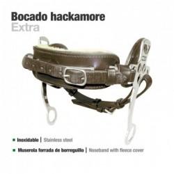 BOCADO HACKEMORE EXTRA CUERO INOX 251391-K