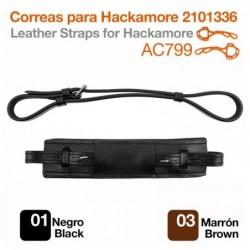 CORREAS PARA BOCADO HACKAMORE 2101336/AC799