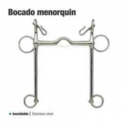BOCADO MENORQUÍN INOX.2125212-50X81