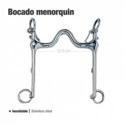 BOCADO MENORQUÍN INOX 212526