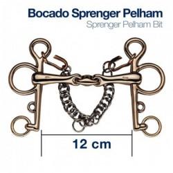 BOCADO SPRENGER PELHAM HS-42006-120-89