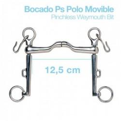 BOCADO POLO MOVIBLE INOX 21253