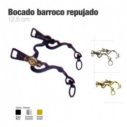 BOCADO BARROCO REPUJADO