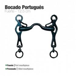 BOCADO PORTUGUÉS FUERTE PAVONADO 12.5cm