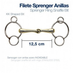 FILETE SPRENGER ANILLAS HS-40510
