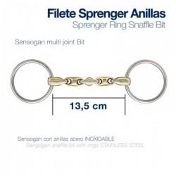 FILETE SPRENGER ANILLAS HS-40525