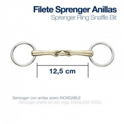 FILETE SPRENGER ANILLAS HS-40224