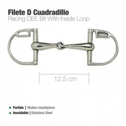 FILETE D INOX CUADRADILLO 21576 12.5cm
