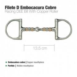 FILETE D EMBOCADURA COBRE 21561