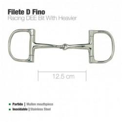 FILETE D INOX FINO 215661 12.5cm
