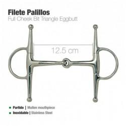 FILETE PALILLOS INOX 21538T 12.5cm