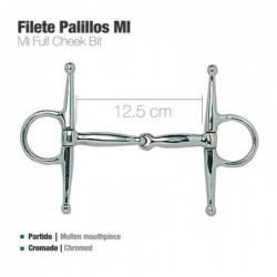 FILETE PALILLOS CROMADO 25229 12.5cm