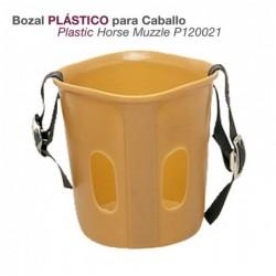 BOZAL PLÁSTICO PARA CABALLO P120021