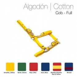 CABEZADA CUADRA ALGODÓN 4102W6E50B