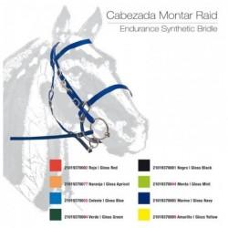 CABEZADA MONTAR RAID LR1001CN-GK/K
