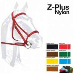 CABEZADA MONTAR Z-PLUS/NYLON