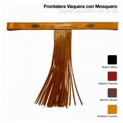FRONTALERA VAQUERA CON MOSQUERO CASTECUS