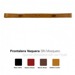 FRONTALERA VAQUERA SIN MOSQUERO CASTECUS