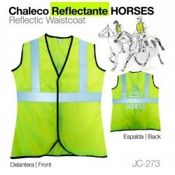 REFLECTIC WAISTCOAT HORSES...