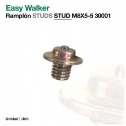 EASY WALKER: RAMPLÓN STUDS M8X5-5 30001(ud)
