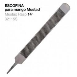 ESCOFINA PARA MANGO MUSTAD 32115s 14