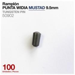 RAMPLÓN PUNTA WIDIA MUSTAD 9.5MM 50902 100UDS
