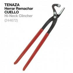 TENAZA HERRAR REMACHAR CUELLO 244672